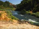 Rogue River at Hellgate