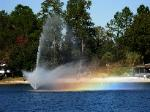 Flamingo Lake rainbow